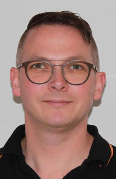Fahrlehrer Sebastian Märtz